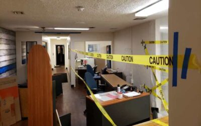 San Clemente sheriff's station closed after asbestos exposure; tests being conducted to determine risk to City Council chambers