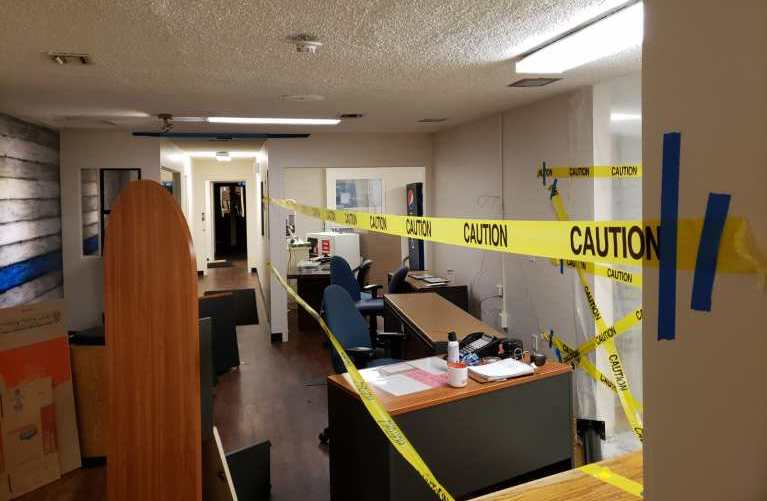San Clemente sheriff's station closed after asbestos exposure
